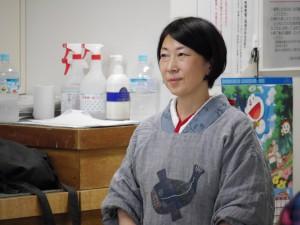 料理研究家の宮内祥子さん